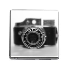 Hit Camera (2) Memory Card Reader with Storage (Square)