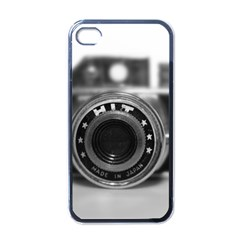 Hit Camera (2) Apple iPhone 4 Case (Black)