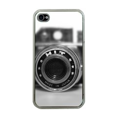 Hit Camera (2) Apple Iphone 4 Case (clear)