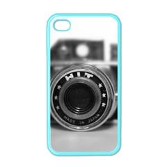 Hit Camera (2) Apple Iphone 4 Case (color)