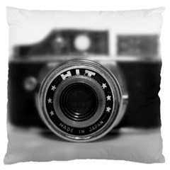 Hit Camera (2) Large Cushion Case (Single Sided)