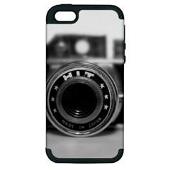 Hit Camera (2) Apple Iphone 5 Hardshell Case (pc+silicone)