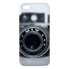 Hit Camera (2) iPhone 5 Premium Hardshell Case
