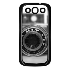 Hit Camera (2) Samsung Galaxy S3 Back Case (Black)