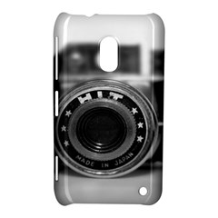 Hit Camera (2) Nokia Lumia 620 Hardshell Case