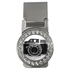 Hit Camera (3) Money Clip (CZ)