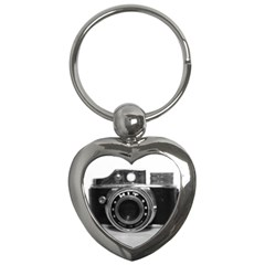 Hit Camera (3) Key Chain (Heart)