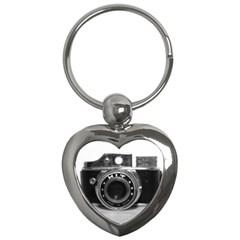 Hit Camera (3) Key Chain (heart)