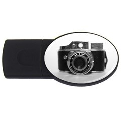 Hit Camera (3) 2GB USB Flash Drive (Oval)