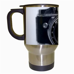 Hit Camera (3) Travel Mug (White)