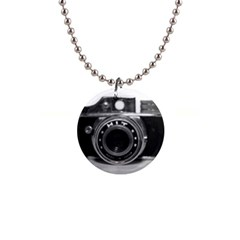 Hit Camera (3) Button Necklace