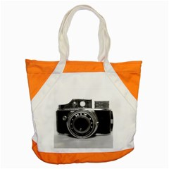 Hit Camera (3) Accent Tote Bag