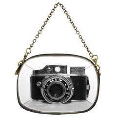 Hit Camera (3) Chain Purse (one Side)