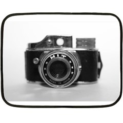 Hit Camera (3) Mini Fleece Blanket (Two Sided)