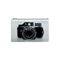 Hit Camera (3) Cosmetic Bag (Small)