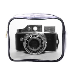 Hit Camera (3) Mini Travel Toiletry Bag (One Side)