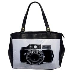 Hit Camera (3) Oversize Office Handbag (One Side)