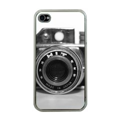 Hit Camera (3) Apple iPhone 4 Case (Clear)