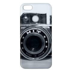 Hit Camera (3) iPhone 5 Premium Hardshell Case