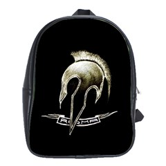 Designed School Bag (Large)