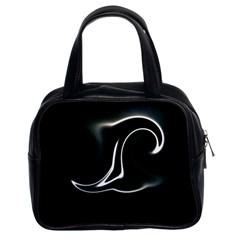 L417 Classic Handbag (Two Sides)