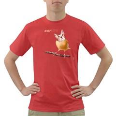 Catbird Fin Mens' T-shirt (Colored)