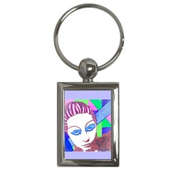 Strong Key Chain (rectangle)