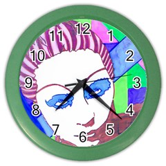 Strong Wall Clock (color)