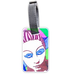 Strong Luggage Tag (one Side)