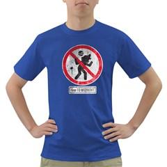 Werewolf Forbidden Mens' T Shirt (colored)