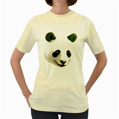 WSS  Womens  T-shirt (Yellow)
