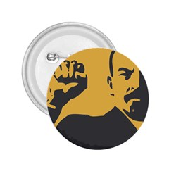 Power With Lenin 2 25  Button