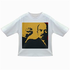 Power With Lenin Baby T Shirt