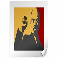 Power With Lenin Canvas 20  X 30  (unframed)