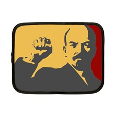 Power With Lenin Netbook Case (small)