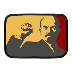 POWER WITH LENIN Netbook Case (Medium)
