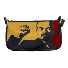 POWER WITH LENIN Evening Bag
