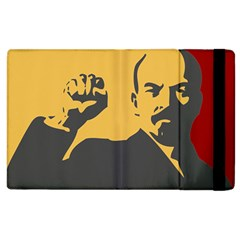 POWER WITH LENIN Apple iPad 3/4 Flip Case