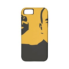 POWER WITH LENIN Apple iPhone 5 Classic Hardshell Case (PC+Silicone)