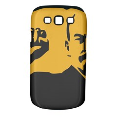 POWER WITH LENIN Samsung Galaxy S III Classic Hardshell Case (PC+Silicone)