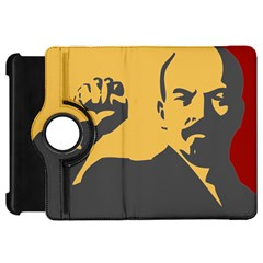 POWER WITH LENIN Kindle Fire HD 7  Flip 360 Case