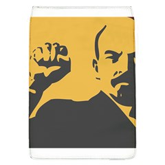 Power With Lenin Removable Flap Cover (large)