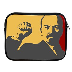 POWER WITH LENIN Apple iPad 2/3/4 Zipper Case