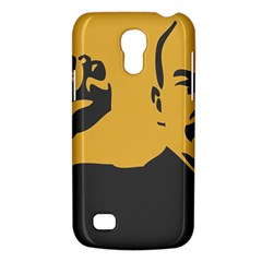 POWER WITH LENIN Samsung Galaxy S4 Mini Hardshell Case
