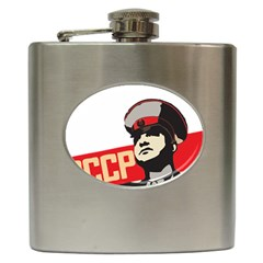 Soviet Red Army Hip Flask