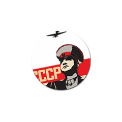 Soviet Red Army Golf Ball Marker 4 Pack