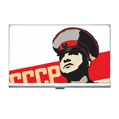 Soviet Red Army Business Card Holder