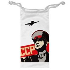 Soviet Red Army Jewelry Bag
