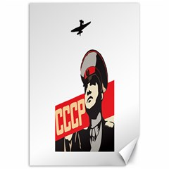 Soviet Red Army Canvas 20  x 30  (Unframed)