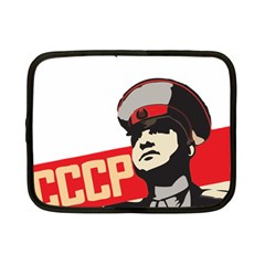 Soviet Red Army Netbook Case (small)